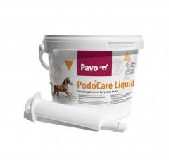 Pavo Podo®Care Liquid - Suplemento líquido en pasta para potros